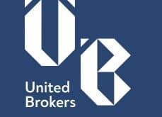 UnitedBrokers logo