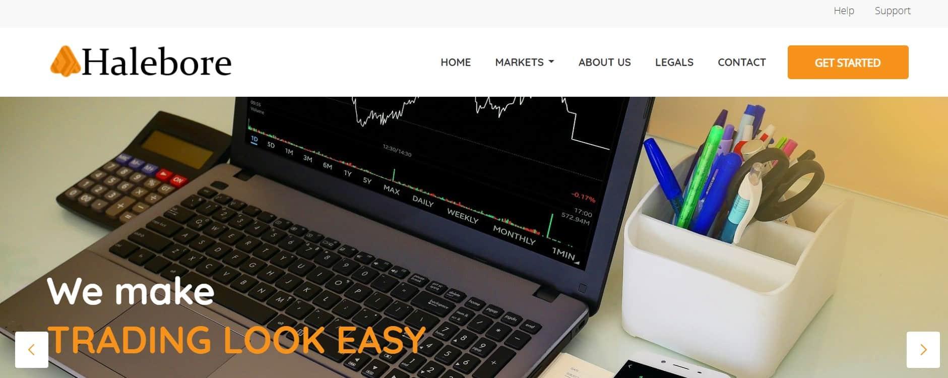 Halebore website