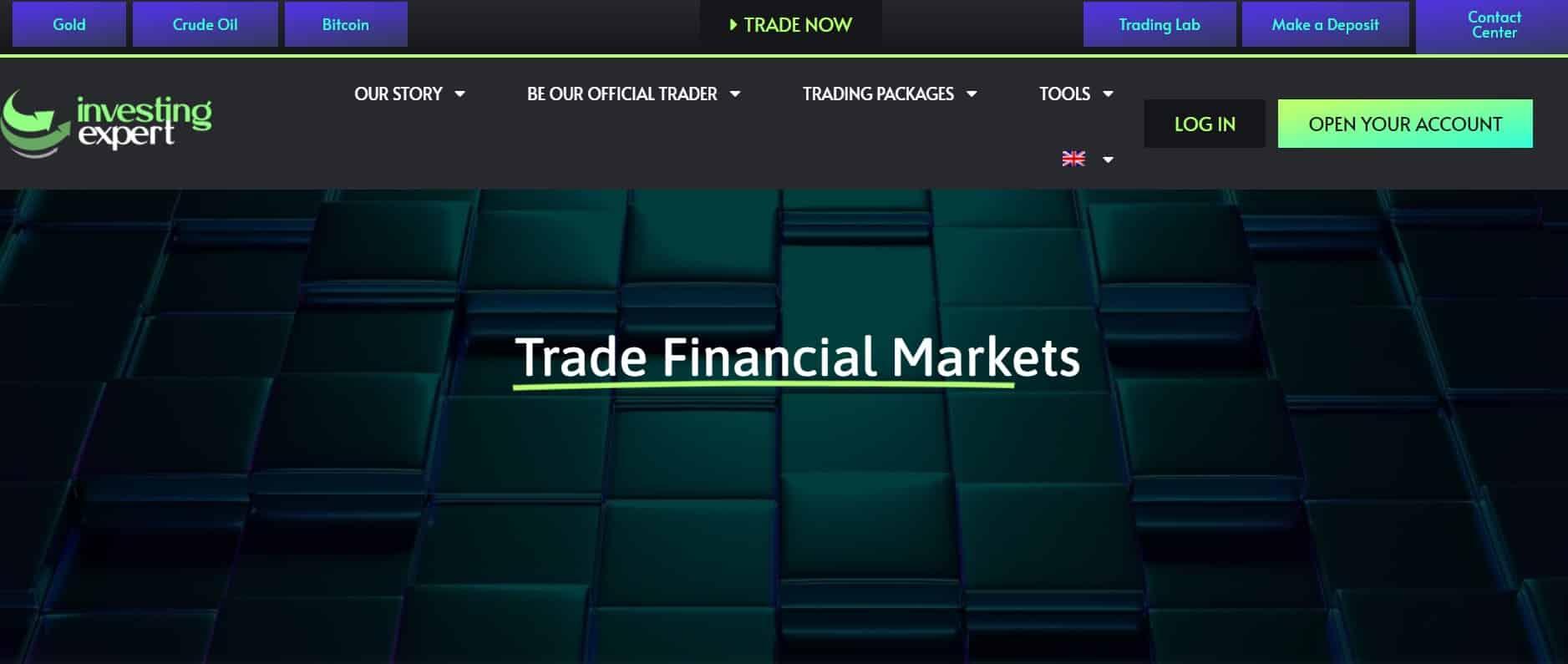 Investing Expert website
