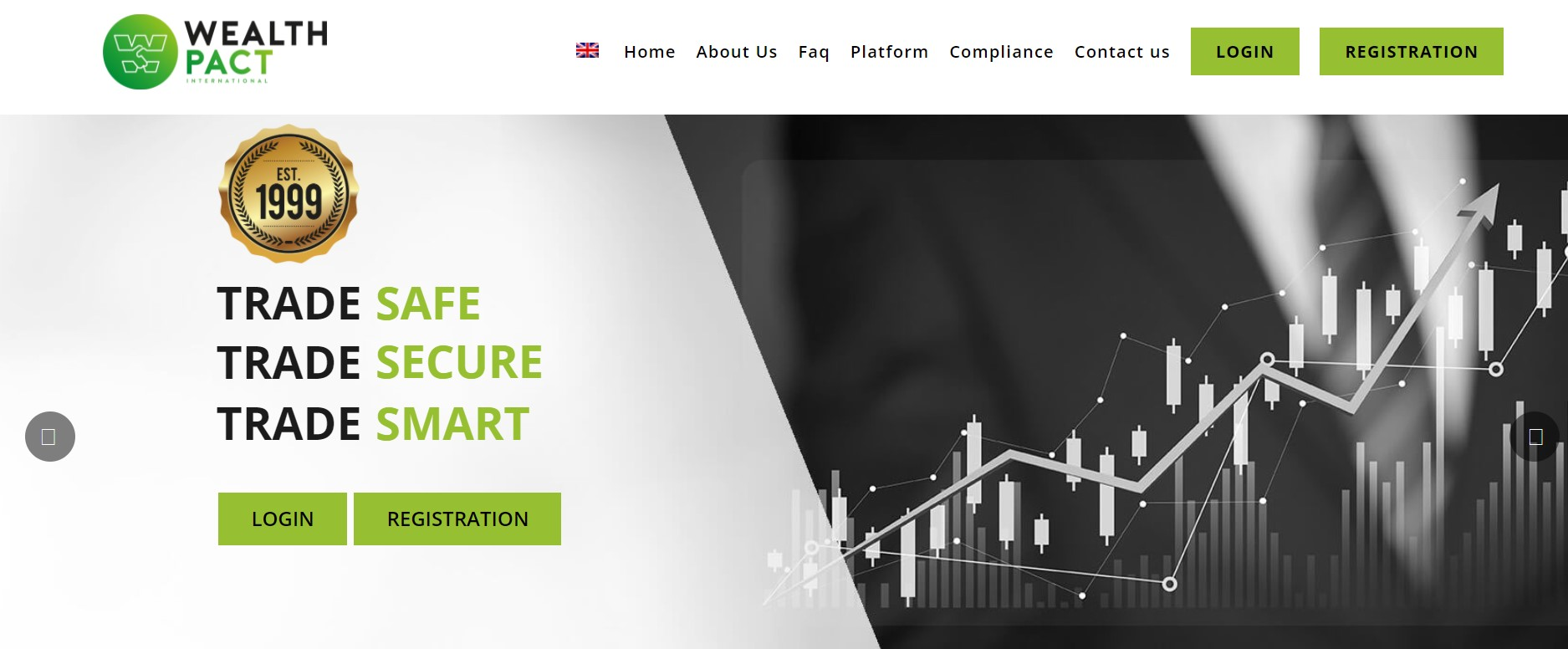 Wealth Pact website