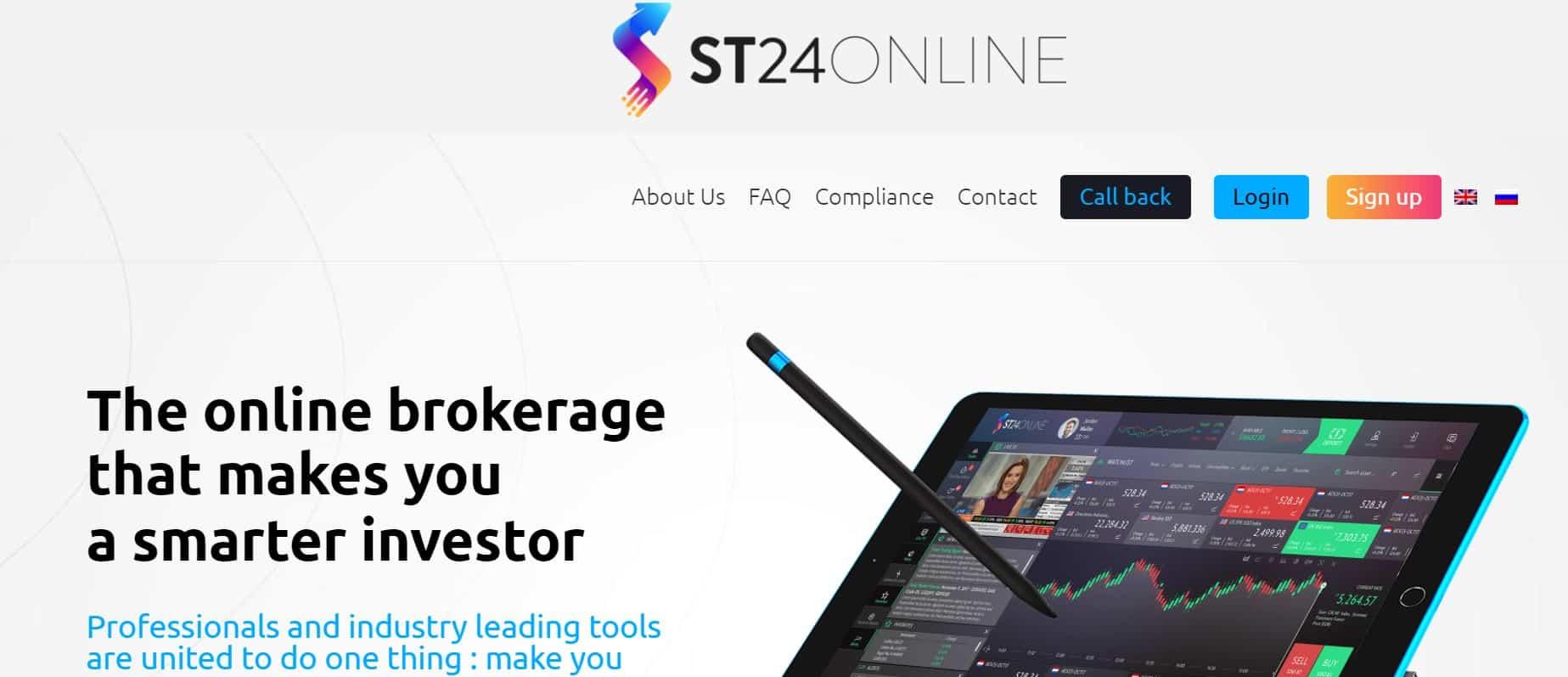 St24online website